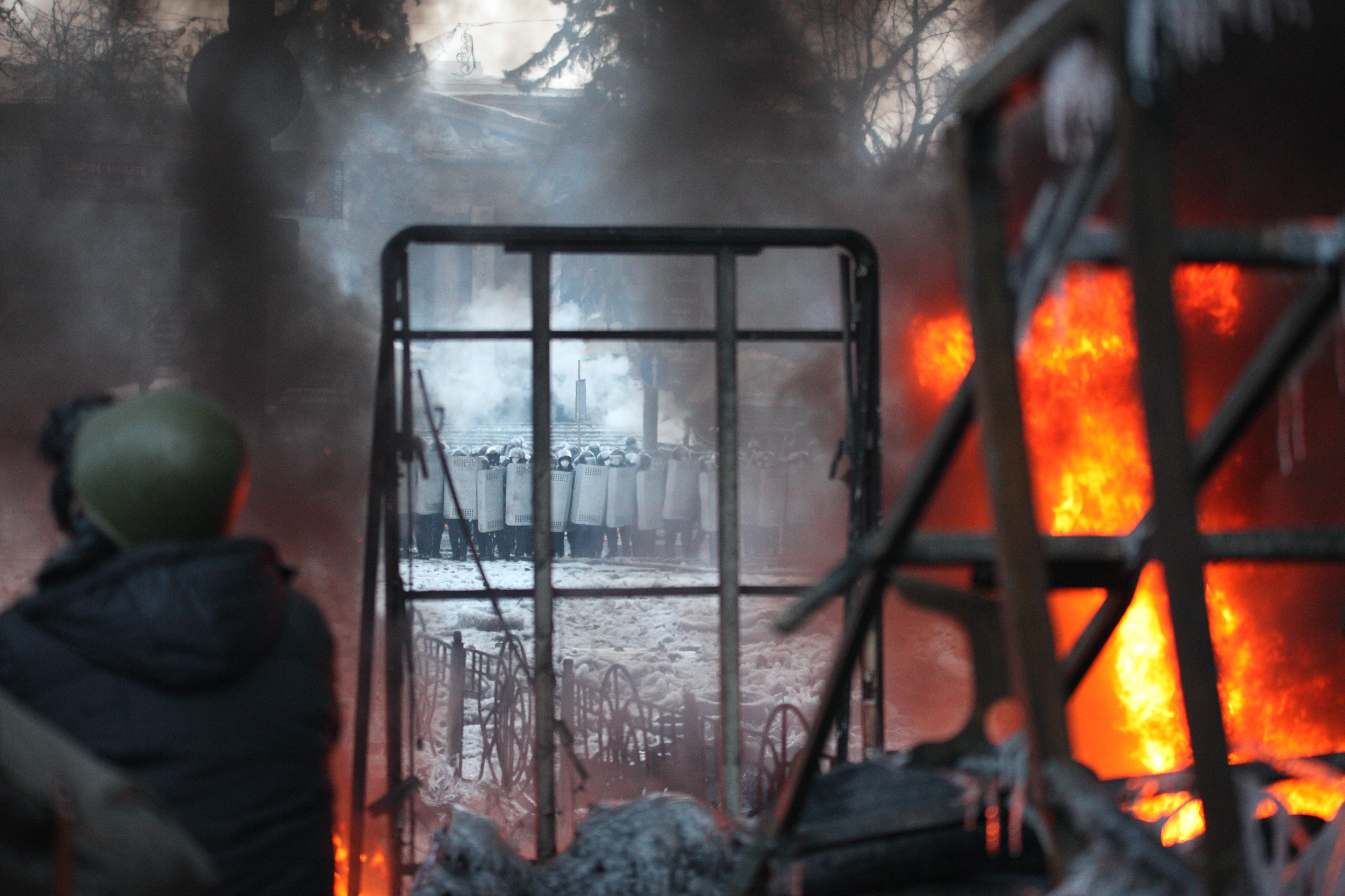 (2014) Kyiv Maidan 10