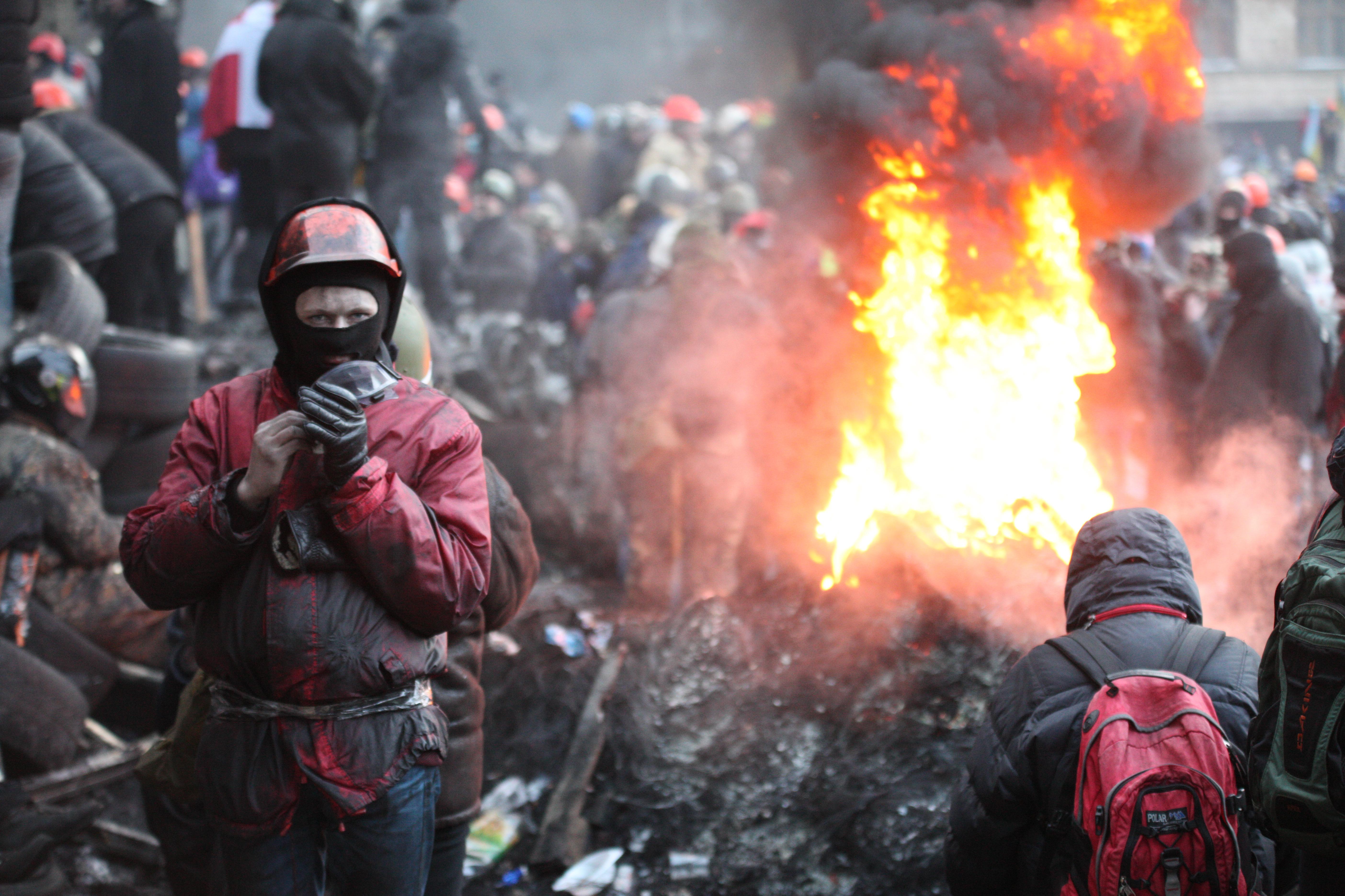 (2014) Kyiv Maidan 11