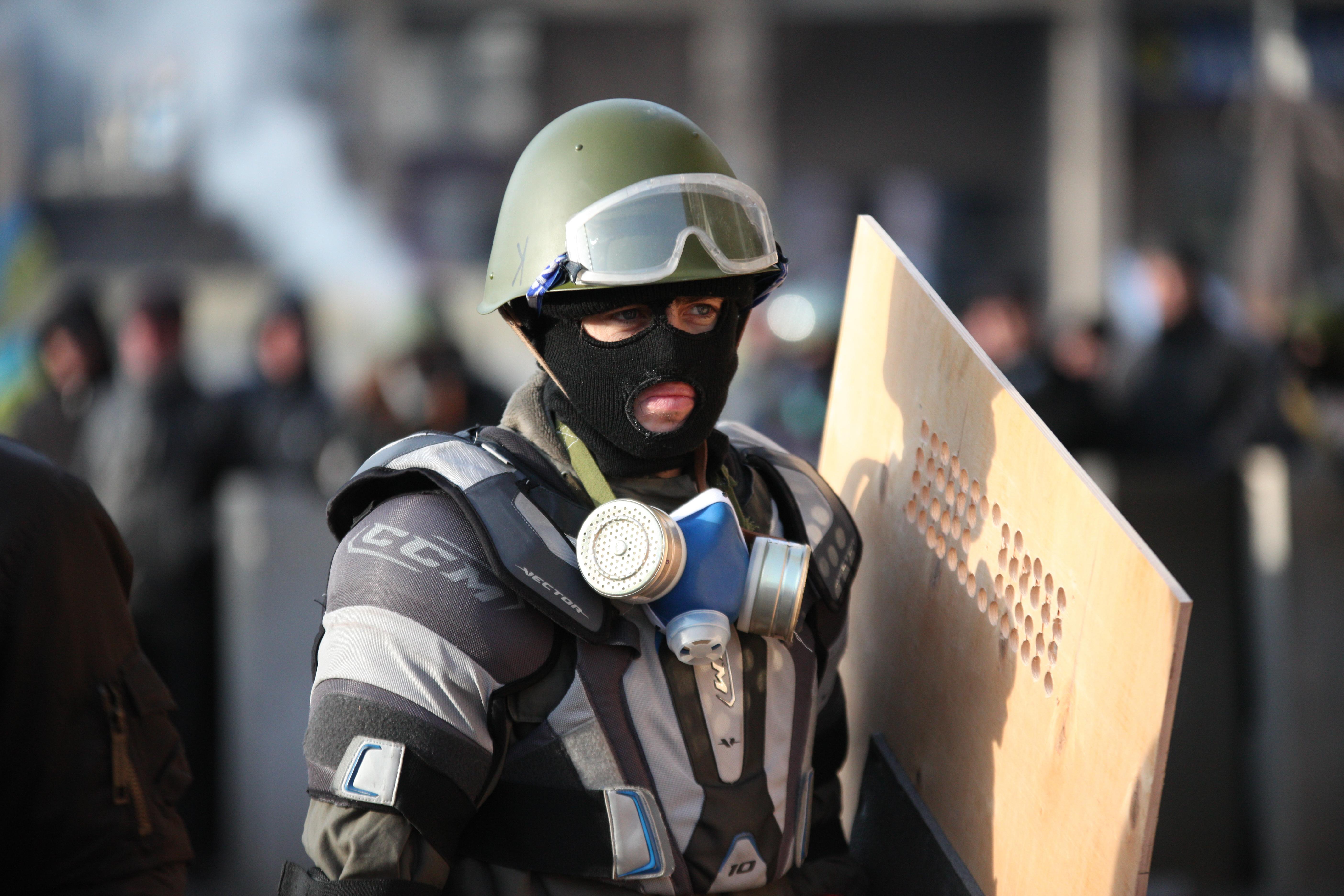 (2014) Kyiv Maidan 2