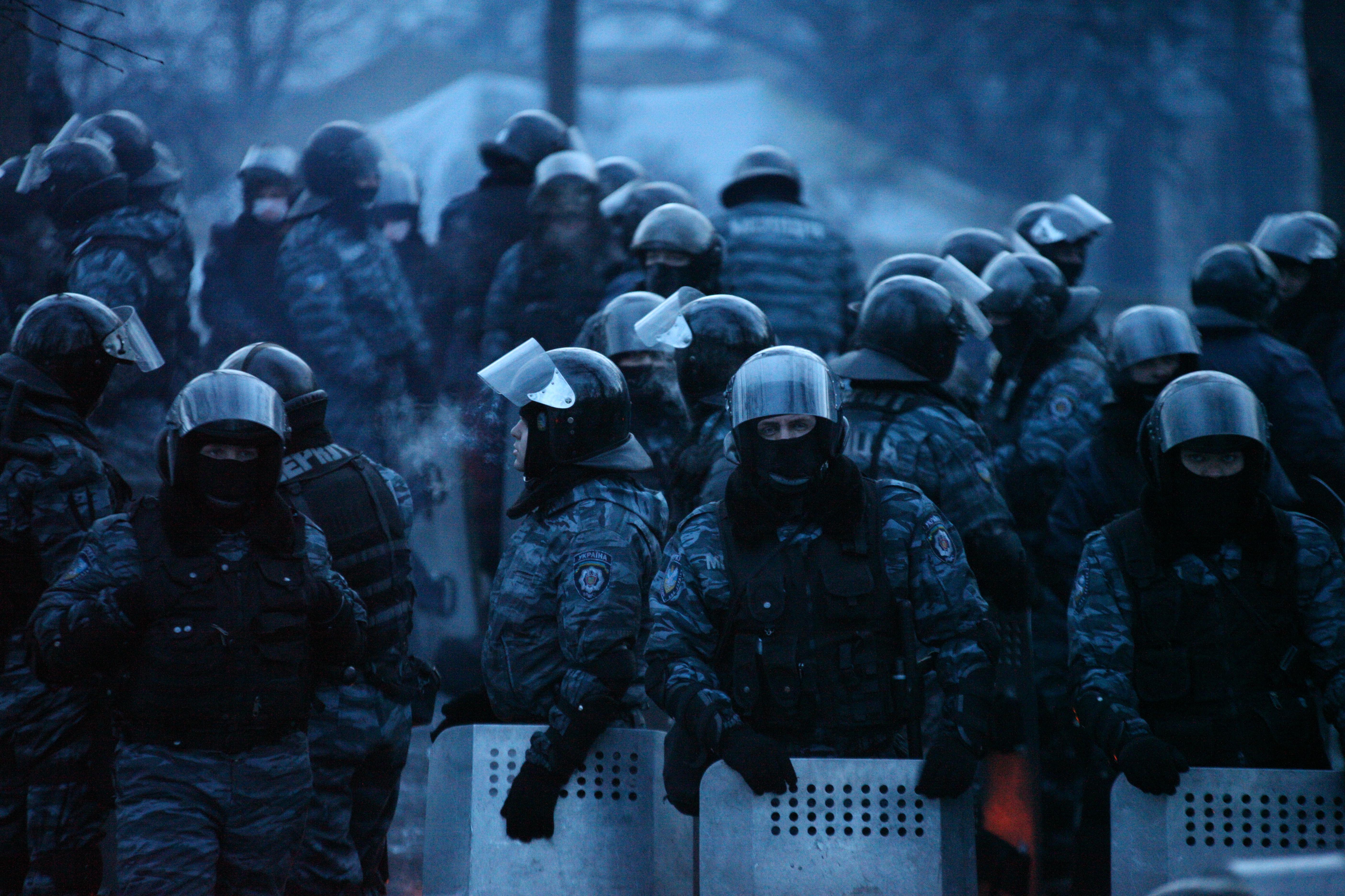 (2014) Kyiv Maidan 3