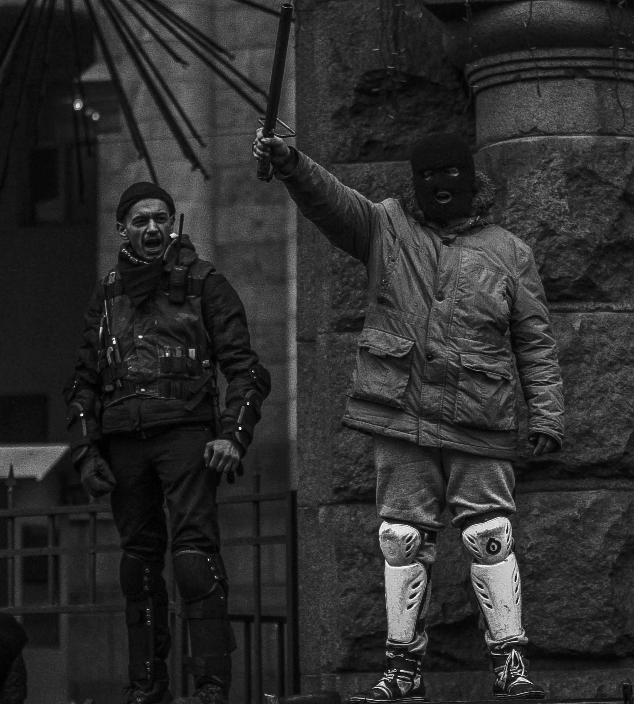 (2014) Kyiv Maidan 9