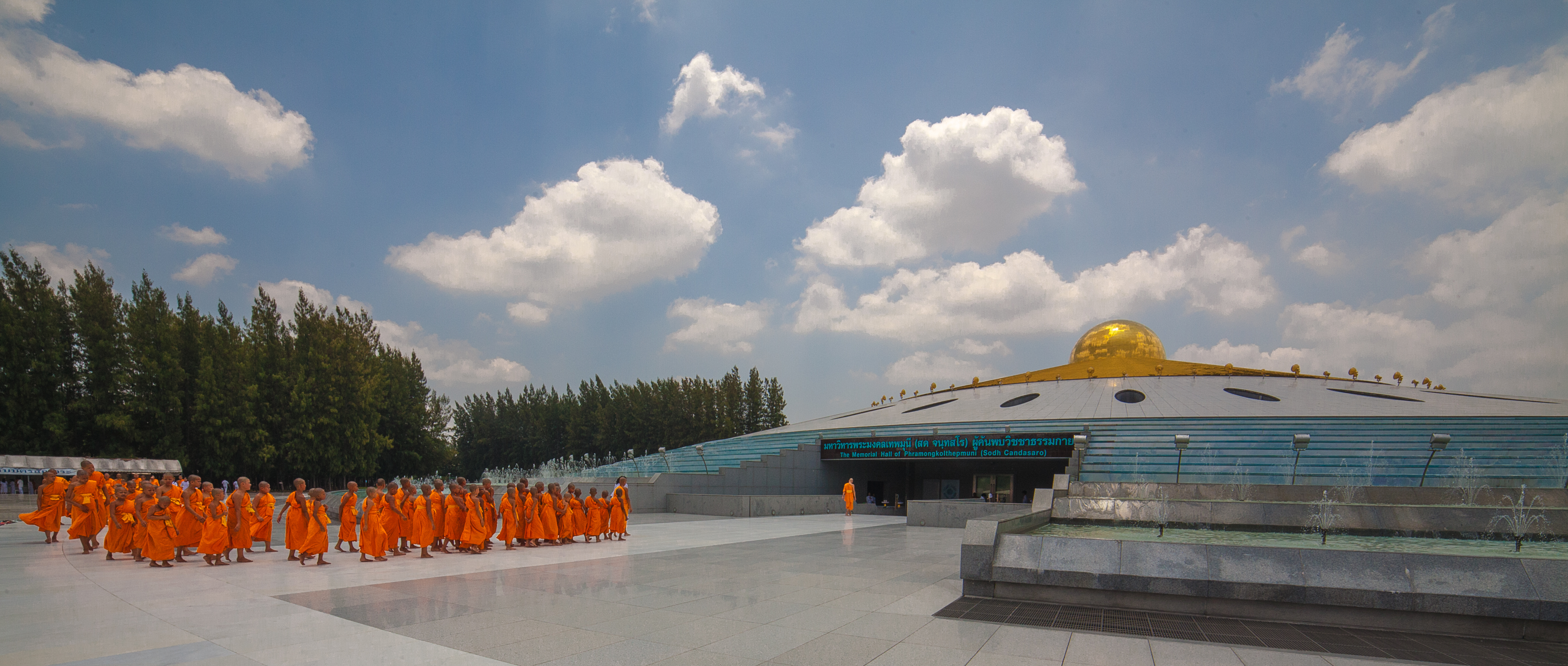 (2015) Bangkok Dhammakaya Temple